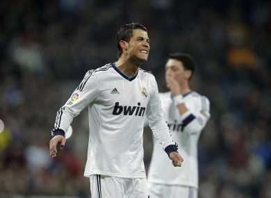 Ronaldo said his willingness to learn has been integral in helping him become a footballing superstar.