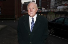 Stuart Hall pleads not guilty to indecent assault of young girls