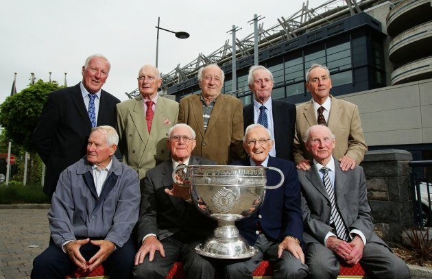 The Dublin Football Team of 1953 29/5/2012