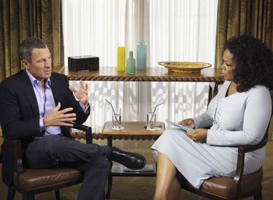 Lance Armstrong: truth teller? 