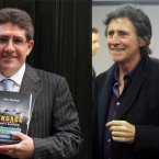 Kimmage worked the cycling news beat non-stop until the Armstrong scandal was exposed. Byrne has the pathos and passion to bring Kimmage to life on the big screen (INPHO: Billy Stickland & PA Archive: Niall Carson).