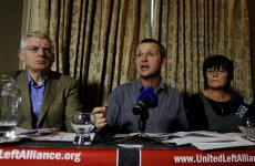 Socialist Party withdraws from United Left Alliance