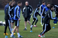 Rafa Benitez plays down talk of Chelsea player rift