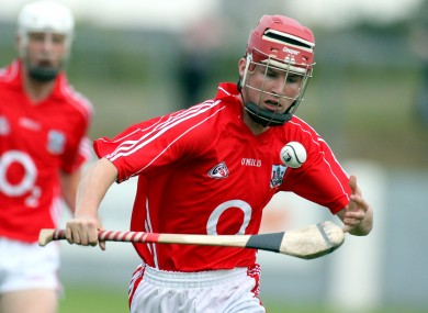 Adrian Mannix scored two goals for Cork (file photo).