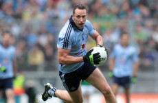 Dubs player Barry Cahill announces retirement