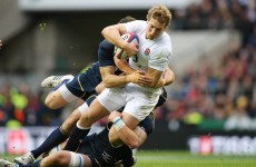England opt for in-form Twelvetrees over Tuilagi's brute force