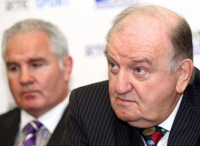 George Hook was typically forthright after Ireland's loss.