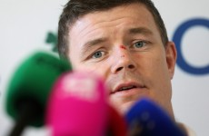 'If you think about retirement in 6 months, you're already there' – Brian O'Driscoll
