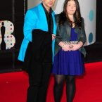 Boy George has lost a lot of weight!  He brought his niece as his date and later tweeted that Harry Styles had been very kind to her.  Good for Harry.  PA Wire/Press Association Images
