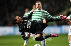 As it happened: Celtic v Juventus, Champions League