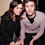 There's not much we can say about Rachel Bilson and Adam Brody other than the fact that it seemed like destiny.  Real, true, romantic, destiny.  This one's almost too hard to talk about.  *sniff*  YouTube/Jeff Tucker