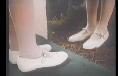 Retro advert alert: Clarks Magic Steps