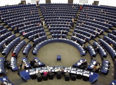 The European Parliament has to approve any EU budget - and the leaders of its four biggest groups say they won't do so.
