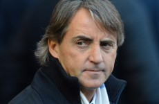 Roberto Mancini: I'm the best manager in England