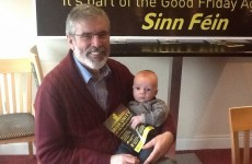 11 tweets from the world of Gerry Adams
