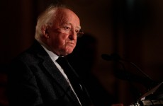 President Higgins begins three-day Paris trip