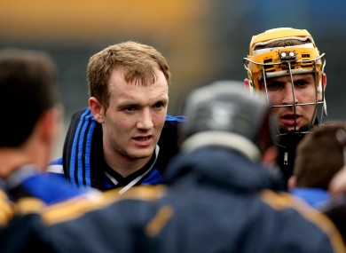Tipperary forward, Lar Corbett. 