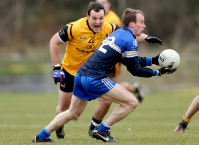 DCU's Michael Murphy and Martin Reilly of DIT.