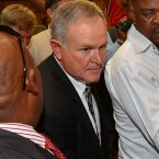 Pistorius's lawyer Barry Roux SC was complimented by the magistrate on his performance yesterday. ©Pic Chris Ricco/BackpagePix