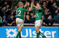 'I'm totally confident Paddy could step up and do the job for Ireland' – Luke Marshall