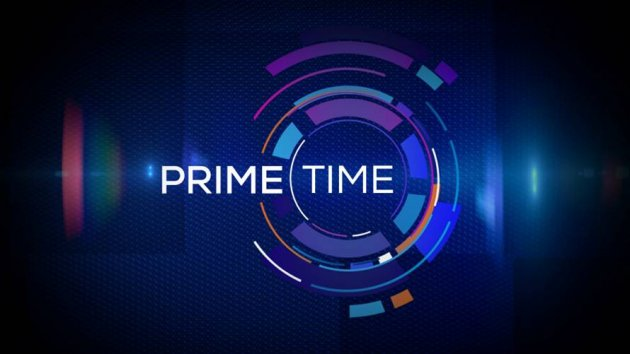 RTÉ Prime Time new look logo