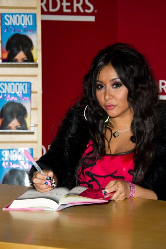 Snooki Book Signing - New York