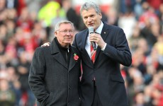 Change at the top for Manchester United as Alex Ferguson hails outgoing Gill