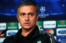 Bullish Mourinho confident of Champions League glory