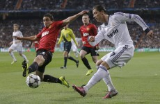 As it happened: Real Madrid v Manchester United, Champions League