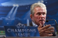 Arsenal v Bayern Munich: Heynckes calls for Gunners fans to lay off Wenger