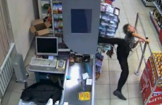 VIDEO: The most embarrassing supermarket fail ever?