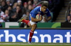 VIDEO: Wesley Fofana tries to single-handedly beat England