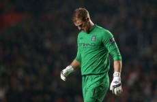 Joe Hart: United are 'a killing machine' this season