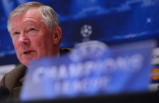 Man Utd v Real Madrid: Ferguson confirms Jones' absence