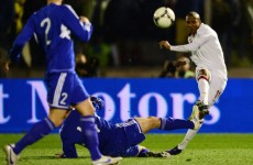 World Cup qualifying: San Marino 0 England 8