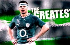 VIDEO: 'The Greatest' — RTÉ tribute to Brian O'Driscoll feels a lot like a goodbye