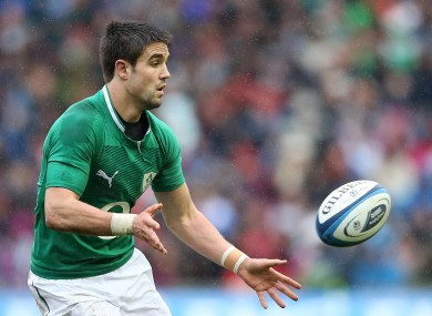 Conor Murray has backed Paddy Jackson to step up to the kicking tee against France.