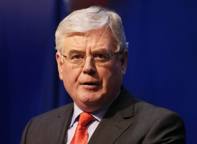 Tánaiste Eamon Gilmore (file photo)
