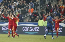 International football round-up: Spain regain initiative, England slip up, Dutch just perfect