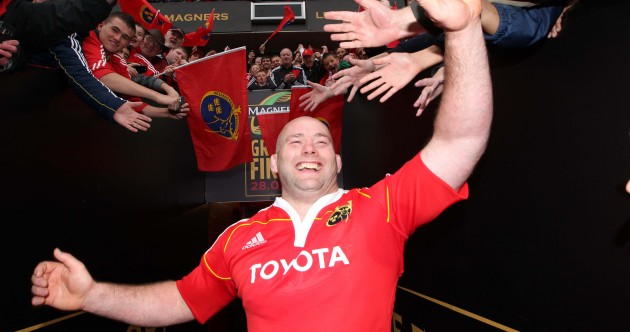 The 8 signs you're a Munster Rugby fan