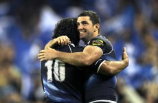 'Strong, successful teams are built around players like Isa Nacewa' – Rob Kearney