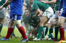 As it happened: Ireland v France, 6 Nations
