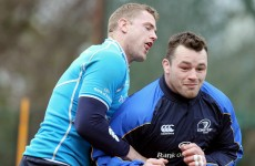 Heaslip and Healy ready to inflict further pain on Ireland teammates