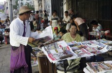 Myanmar prepares for new era of uncensored daily newspapers