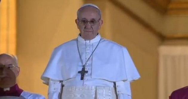 And the new pope is… Jorge Mario Bergoglio