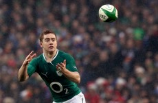 Slippy ball the reason Paddy Jackson opted out of drop goal – Declan Kidney