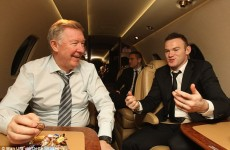 Alex Ferguson bans 2 newspapers from press conference, says Wayne Rooney staying with United