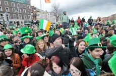 Poll: Do St Patrick's Day celebrations portray Ireland in a positive way?