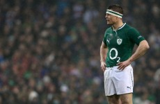 Brian O'Driscoll handed 3-week ban for stamp on Italian