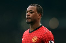Ronaldo Old Trafford return 'difficult': Evra